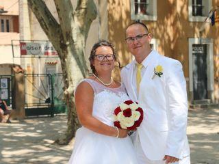 Le mariage de Lindsay  et Nicolas
