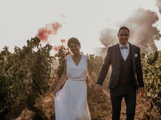 Le mariage de Perrine et Loic