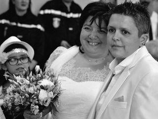 Le mariage de Magali  et Laetitia