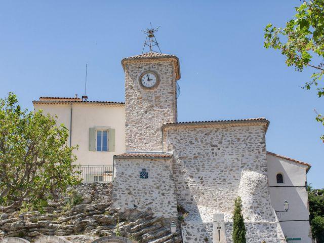 Le mariage de Guillaume et Emma à Mimet, Bouches-du-Rhône 16