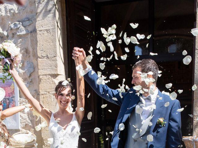 Le mariage de Guillaume et Emma à Mimet, Bouches-du-Rhône 37