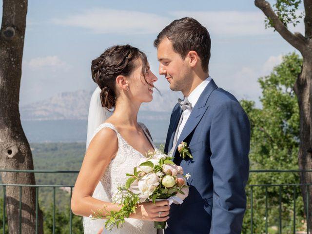 Le mariage de Emma et Guillaume