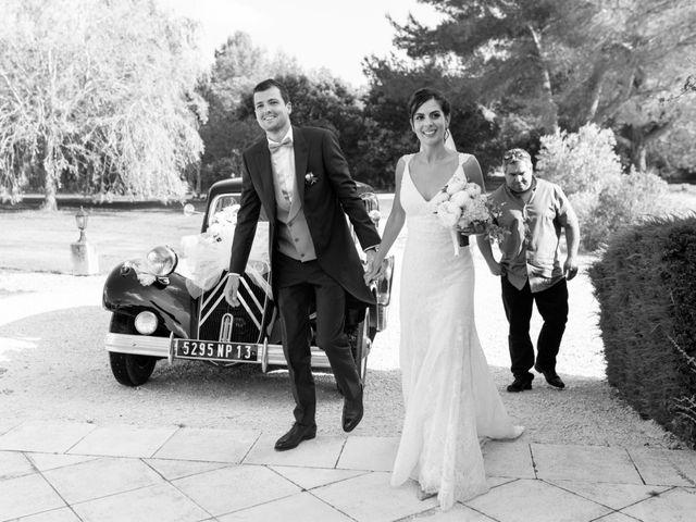 Le mariage de Guillaume et Emma à Mimet, Bouches-du-Rhône 48