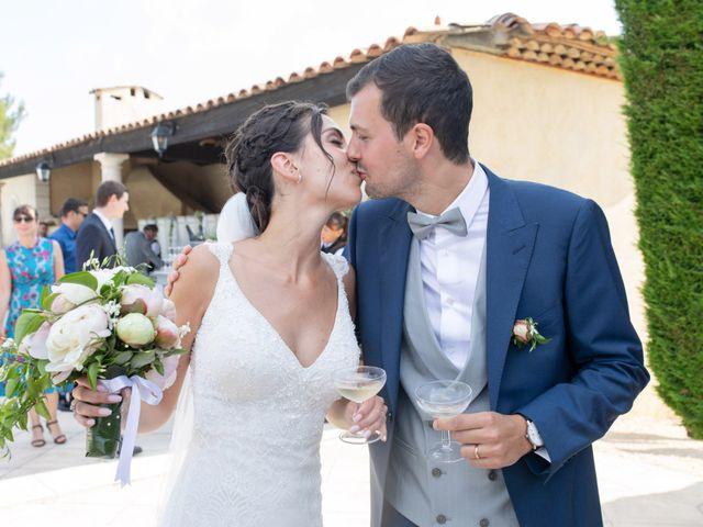 Le mariage de Guillaume et Emma à Mimet, Bouches-du-Rhône 49
