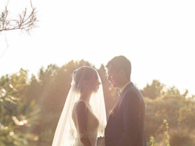Le mariage de Guillaume et Emma à Mimet, Bouches-du-Rhône 1