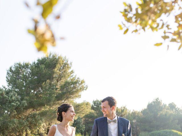 Le mariage de Guillaume et Emma à Mimet, Bouches-du-Rhône 67