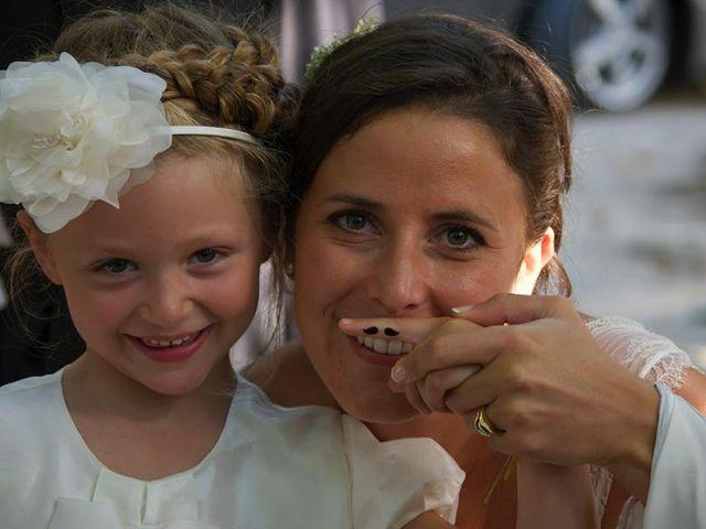 Le mariage de Vincent et Stéphanie à Pujaut, Gard 5