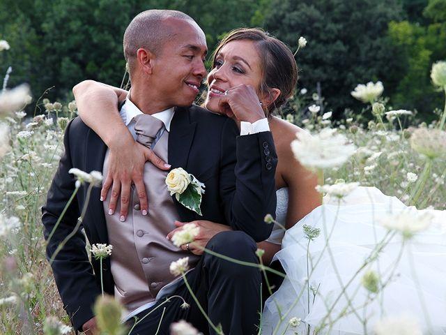 Le mariage de Emilie et Geoffroy