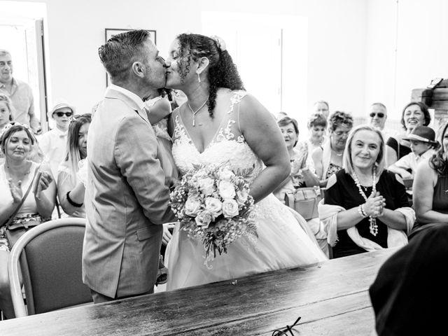 Le mariage de Vivien et Jennifer à La Martre, Var 9