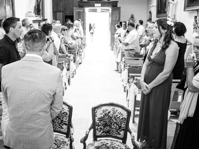 Le mariage de Vivien et Jennifer à La Martre, Var 12