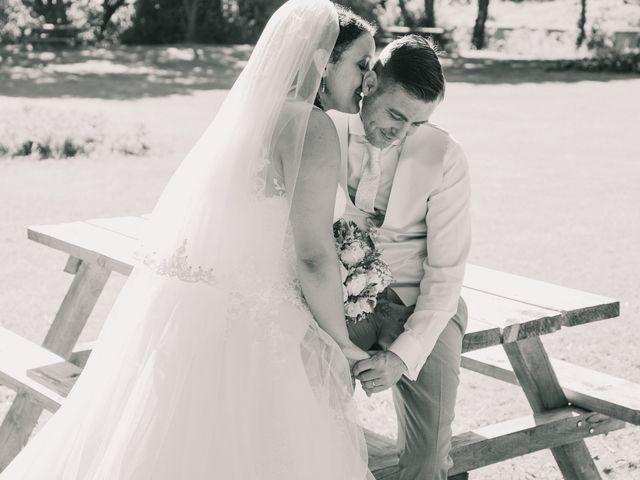 Le mariage de Vivien et Jennifer à La Martre, Var 22