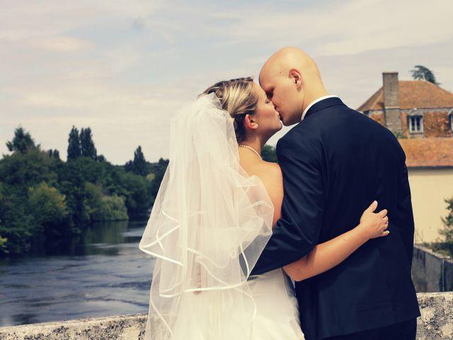 Le mariage de Aline et Clément