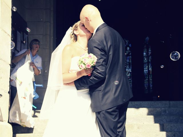 Le mariage de Clément et Aline à Montmorillon, Vienne 9