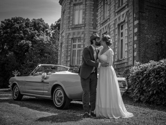 Le mariage de Paul et Célestine à Saint-Josse, Pas-de-Calais 5