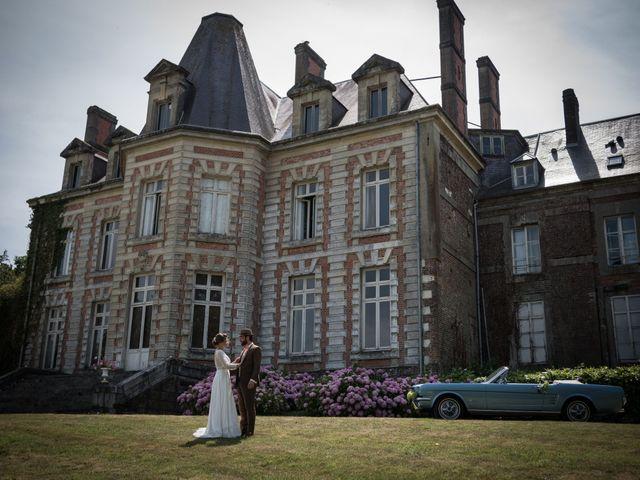 Le mariage de Paul et Célestine à Saint-Josse, Pas-de-Calais 6