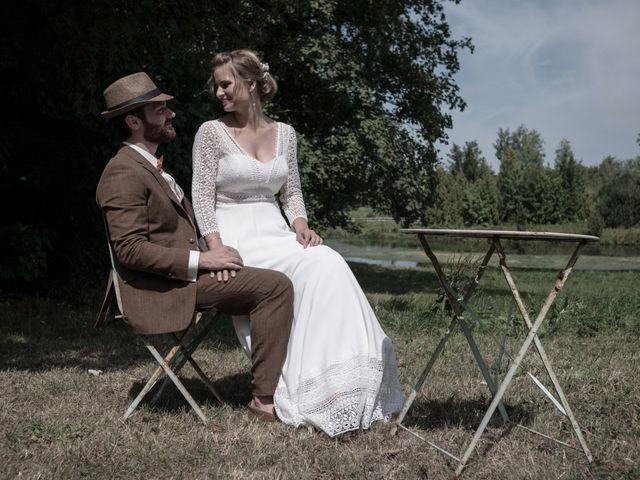 Le mariage de Paul et Célestine à Saint-Josse, Pas-de-Calais 7