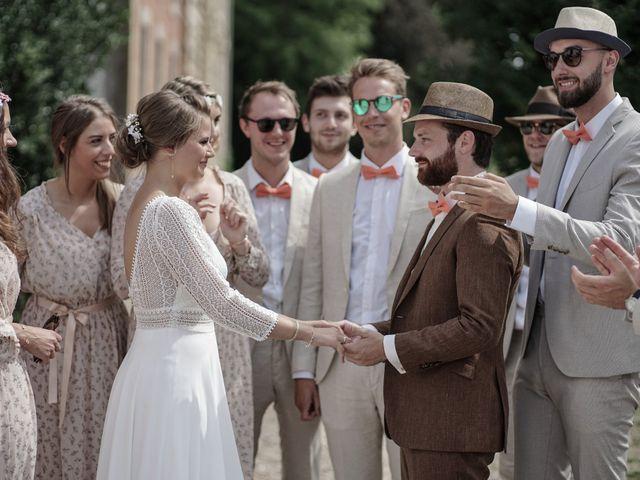 Le mariage de Paul et Célestine à Saint-Josse, Pas-de-Calais 1