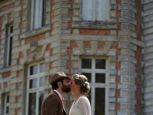 Le mariage de Paul et Célestine à Saint-Josse, Pas-de-Calais 17