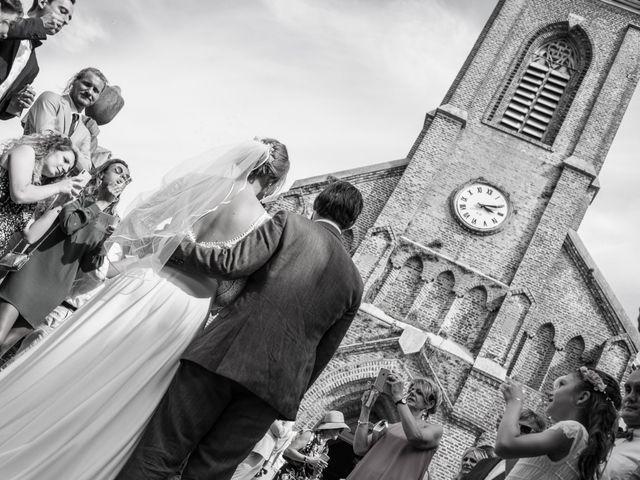 Le mariage de Paul et Célestine à Saint-Josse, Pas-de-Calais 22
