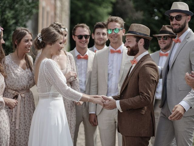 Le mariage de Paul et Célestine à Saint-Josse, Pas-de-Calais 36