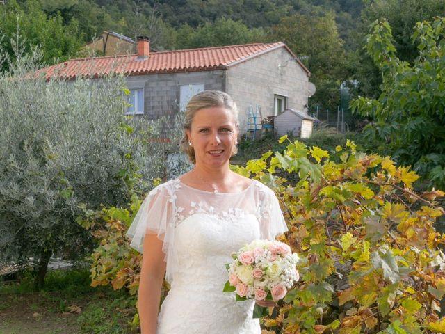 Le mariage de Jérome et Isabel à Joch, Pyrénées-Orientales 9