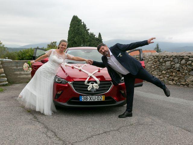 Le mariage de Jérome et Isabel à Joch, Pyrénées-Orientales 10