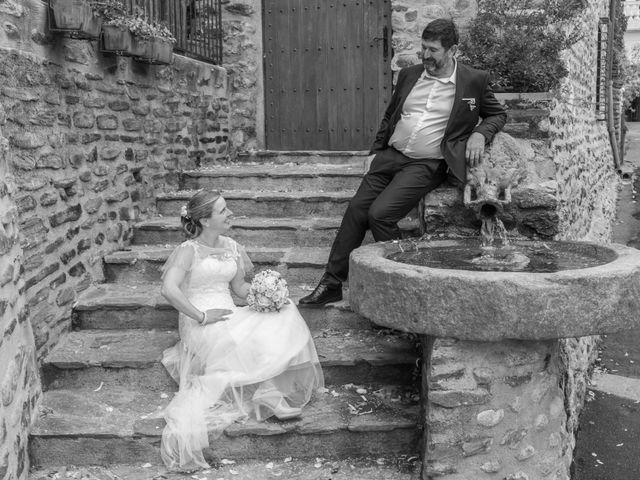 Le mariage de Jérome et Isabel à Joch, Pyrénées-Orientales 12