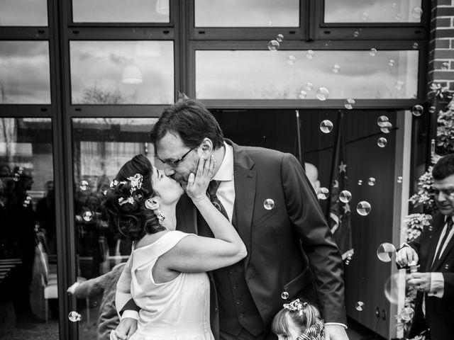 Le mariage de Samuel et Marianne à Montigny-le-Bretonneux, Yvelines 17