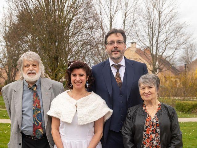 Le mariage de Samuel et Marianne à Montigny-le-Bretonneux, Yvelines 19