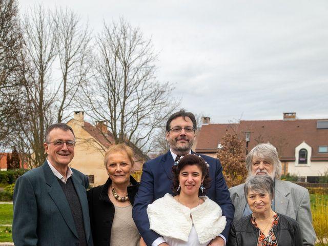 Le mariage de Samuel et Marianne à Montigny-le-Bretonneux, Yvelines 21