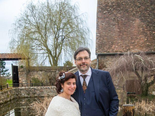Le mariage de Samuel et Marianne à Montigny-le-Bretonneux, Yvelines 30