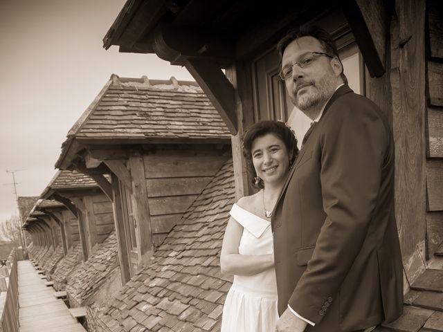 Le mariage de Samuel et Marianne à Montigny-le-Bretonneux, Yvelines 32
