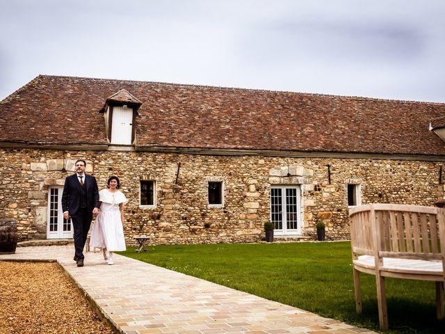 Le mariage de Samuel et Marianne à Montigny-le-Bretonneux, Yvelines 33