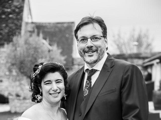Le mariage de Samuel et Marianne à Montigny-le-Bretonneux, Yvelines 34