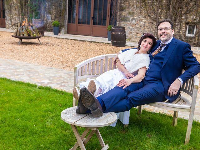 Le mariage de Samuel et Marianne à Montigny-le-Bretonneux, Yvelines 42