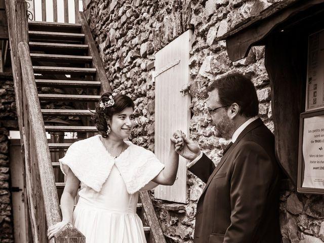 Le mariage de Samuel et Marianne à Montigny-le-Bretonneux, Yvelines 44