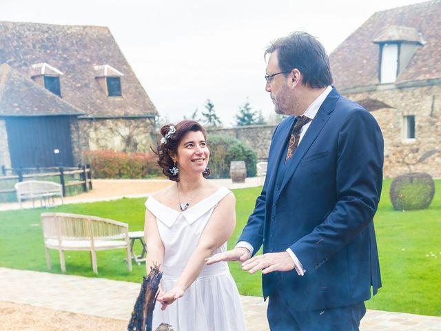Le mariage de Samuel et Marianne à Montigny-le-Bretonneux, Yvelines 46