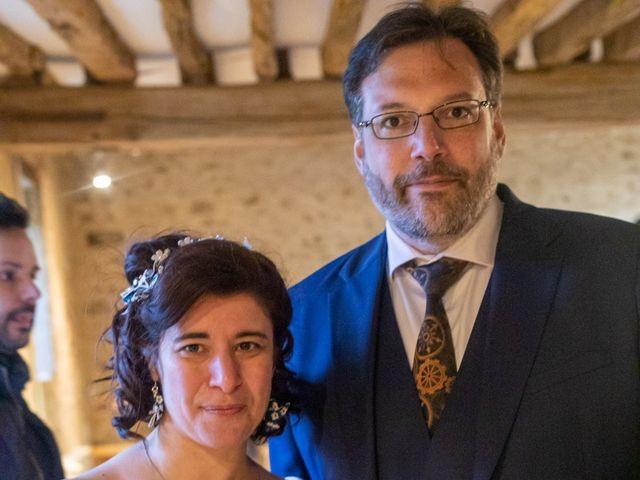 Le mariage de Samuel et Marianne à Montigny-le-Bretonneux, Yvelines 49