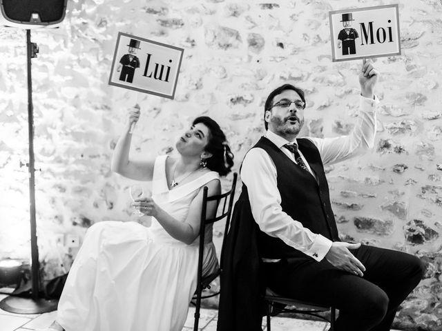 Le mariage de Samuel et Marianne à Montigny-le-Bretonneux, Yvelines 79