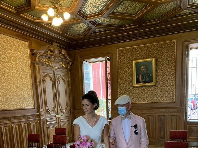 Le mariage de Sebastien  et Aglaée  à Menton, Alpes-Maritimes 3
