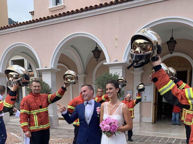 Le mariage de Sebastien  et Aglaée  à Menton, Alpes-Maritimes 6