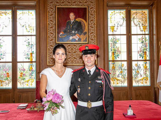 Le mariage de Sebastien  et Aglaée  à Menton, Alpes-Maritimes 7
