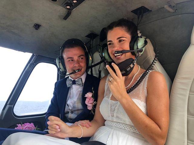 Le mariage de Sebastien  et Aglaée  à Menton, Alpes-Maritimes 8