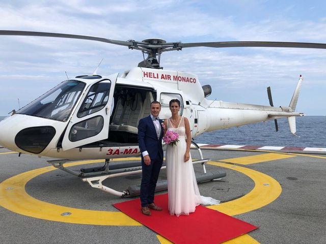 Le mariage de Sebastien  et Aglaée  à Menton, Alpes-Maritimes 1
