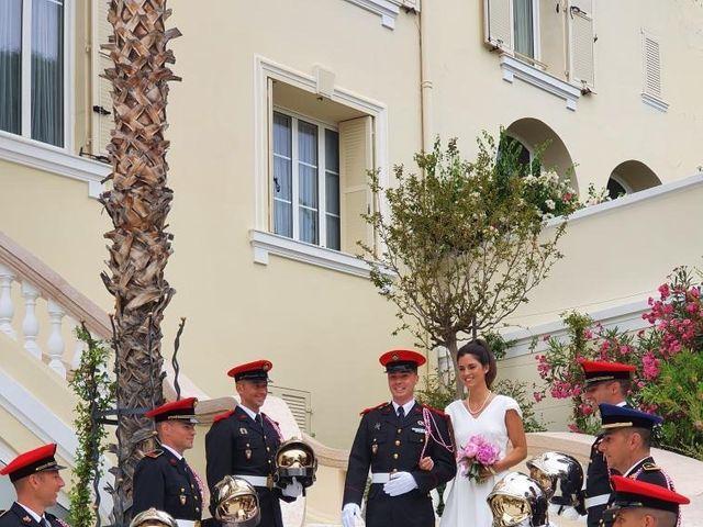 Le mariage de Sebastien  et Aglaée  à Menton, Alpes-Maritimes 2