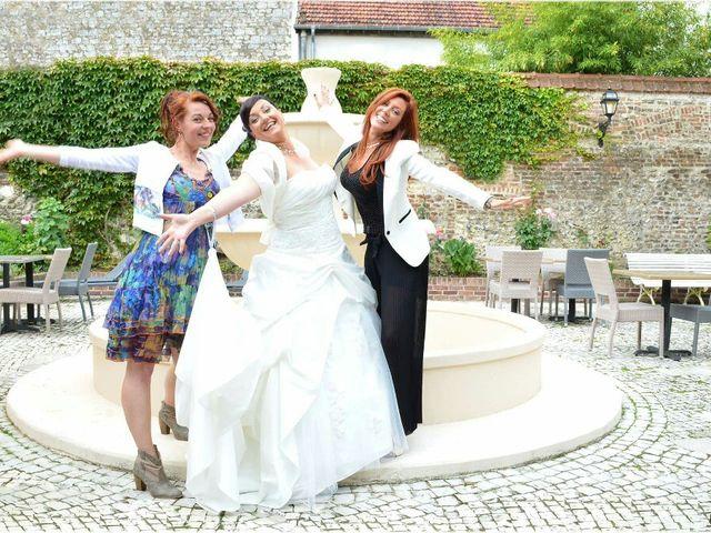 Le mariage de Maxime et Caroline à Écuires, Pas-de-Calais 2