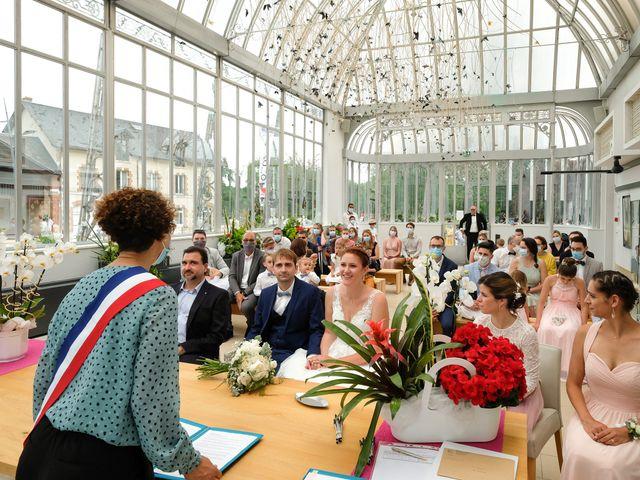 Le mariage de Olivier et Solène à Saran, Loiret 16