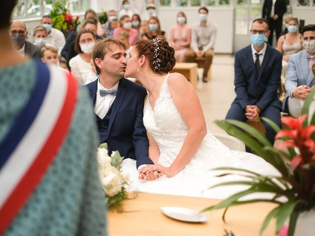 Le mariage de Olivier et Solène à Saran, Loiret 17