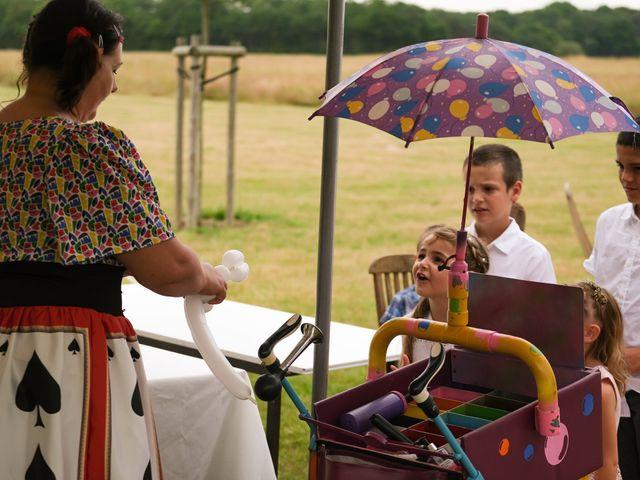 Le mariage de Olivier et Solène à Saran, Loiret 37
