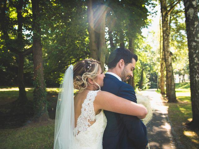 Le mariage de Damien et Camille à Wissembourg, Bas Rhin 8